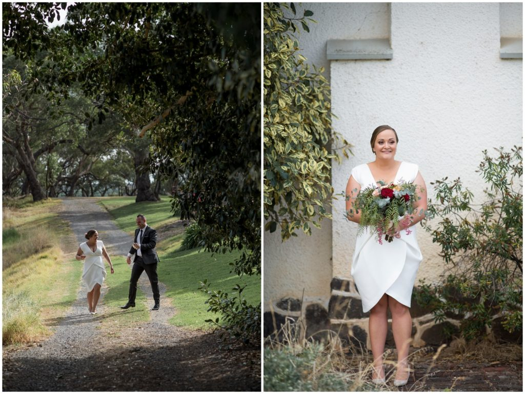 maria and ben's mclaren vale wedding