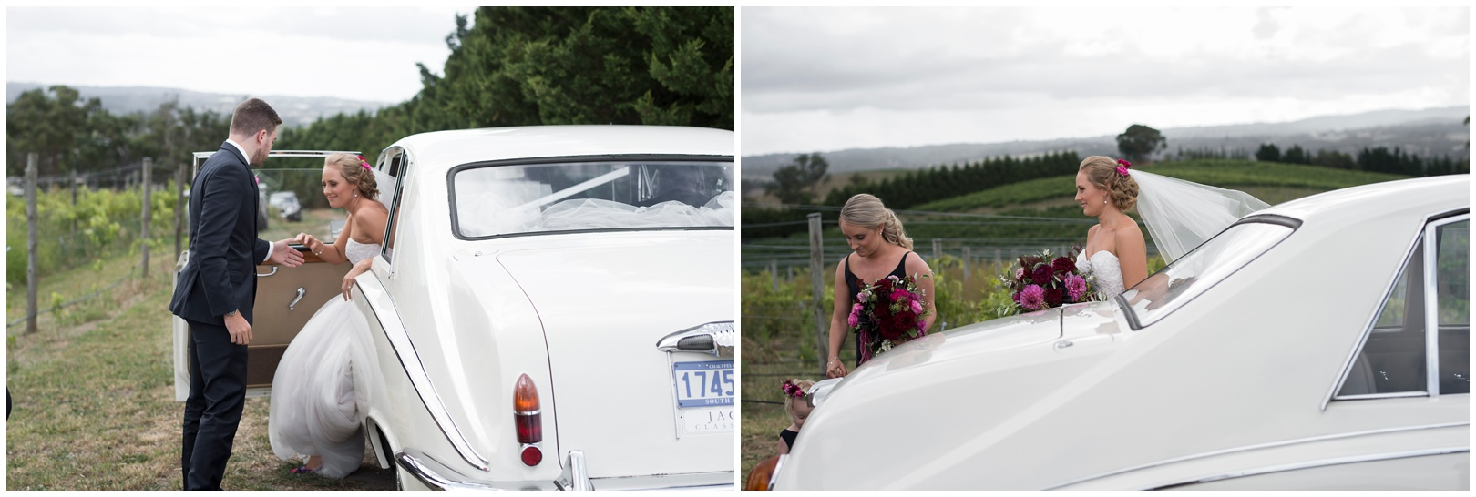 emily and sterling adealide hills wedding at the lane vineyard hahndorf